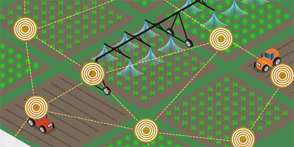 راهکار کشاورزی هوشمند آبزیان افرینش سامانه مهر مبتنی بر اینترنت اشیاء