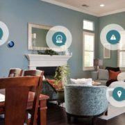 سامانه خانه هوشمند آریاهمراه سامانه مبتنی بر اینترنت اشیاء